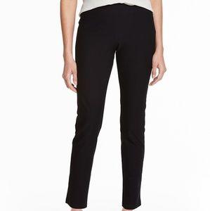 Eileen Fisher black skinny pants size M